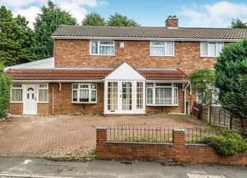 Thumbnail 3 bed semi-detached house for sale in Warren Hall Road, Dudley