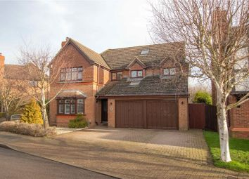 6 bed detached house for sale in The Thatchers, Bishop's Stortford, Hertfordshire CM23