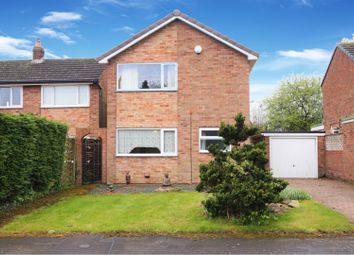 Thumbnail 3 bed detached house for sale in Talbot Fields, Telford