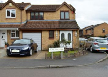 Thumbnail 4 bedroom end terrace house for sale in Burket Close, Southall