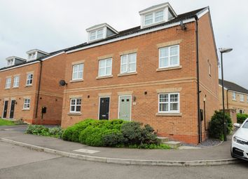 Thumbnail 3 bed semi-detached house for sale in Chestnut Drive, Hollingwood, Chesterfield