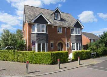 Thumbnail 6 bedroom detached house for sale in Amey Gardens, Totton, Southampton