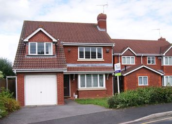 4 bed detached house to rent in Moreall Meadows, Gibbett Hill, Coventry CV4