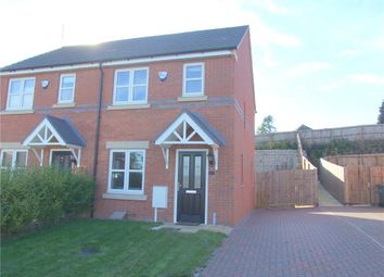Thumbnail 2 bed semi-detached house for sale in Newton Drive, Heanor