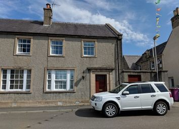 Thumbnail 3 bedroom flat to rent in The Square, Fochabers