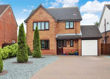 Thumbnail 4 bed detached house for sale in Largent Grove, Grange Farm, Kesgrave, Ipswich