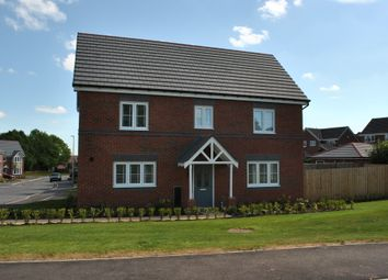 Thumbnail 4 bed detached house to rent in Lynchet Road, Malpas