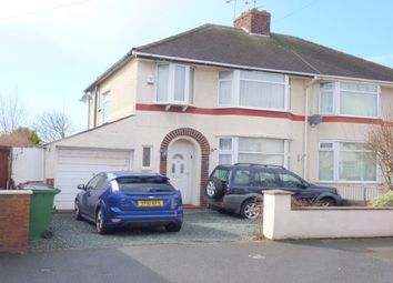Thumbnail 3 bed property to rent in Wakefield Drive, Moreton, Wirral