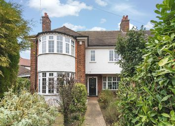 Thumbnail 4 bed semi-detached house for sale in Westwood Park Road, Peterborough