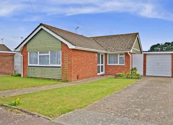 Thumbnail 2 bed detached bungalow for sale in Clyde Road, Worthing, West Sussex