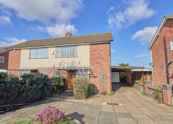 3 bed semi-detached house for sale in Chestnut Road, Glenfield, Leicester LE3