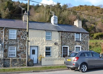 2 bed terraced house for sale in Abererch Road, Pwllheli LL53