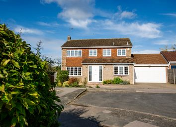 Whinchat Close, Hartley Wintney, Hook RG27. 5 bed detached house for sale
