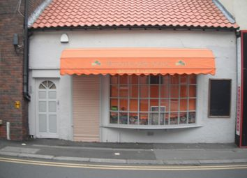 Thumbnail Retail premises for sale in Bow Street, Guisborough