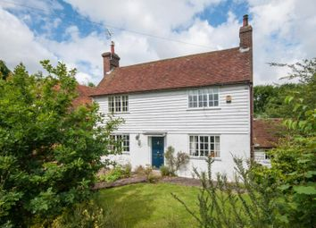 Thumbnail 4 bed detached house for sale in Victoria Road, Herstmonceux, Hailsham, East Sussex