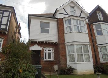 Thumbnail 2 bed flat to rent in Amherst Road, Bexhill-On-Sea