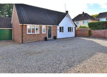 Thumbnail 3 bed detached bungalow for sale in Oak Road, Colchester