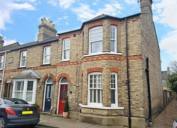 Thumbnail 4 bed semi-detached house for sale in Euston Street, Huntingdon