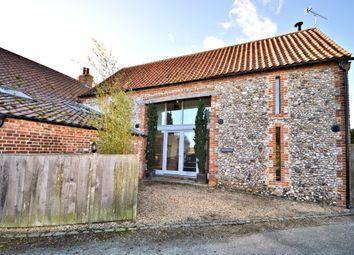 Thumbnail 2 bed barn conversion for sale in Joan Shorts Lane, Burnham Market, King's Lynn