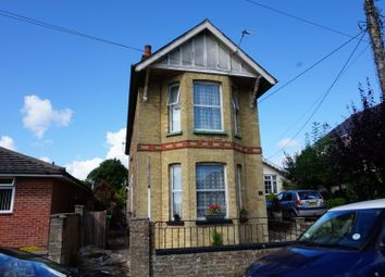 Thumbnail 4 bed detached house for sale in Latimer Road, Ryde