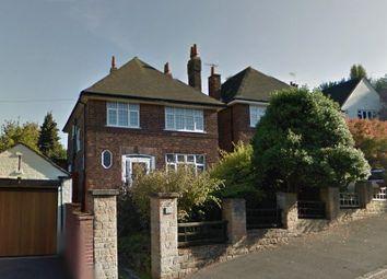 Thumbnail 3 bed detached house for sale in Carisbrooke Avenue, Mapperley Park, Nottingham