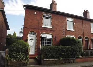 Thumbnail 3 bed end terrace house for sale in Church Road, Handforth, Wilmslow, Cheshire