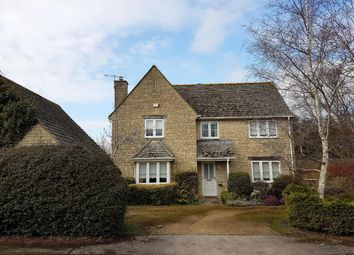 Thumbnail 4 bed detached house for sale in Shipton Under Wychwood, Oxfordshire