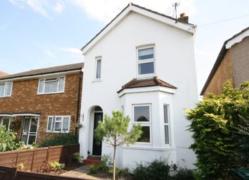 Thumbnail 3 bed detached house to rent in Woodthorpe Road, Ashford