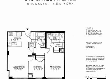 Thumbnail 2 bed apartment for sale in 315 Gates Avenue, New York, New York State, United States Of America