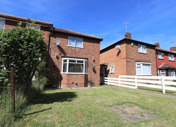 Thumbnail 3 bed end terrace house for sale in St. Williams Way, Rochester
