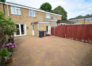 Thumbnail 3 bedroom terraced house for sale in Ripon Road, Stevenage, Hertfordshire