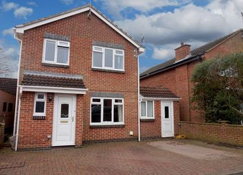 Thumbnail 4 bedroom detached house for sale in Brookside, Barlestone
