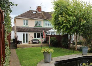 Thumbnail 3 bed end terrace house for sale in Lansdowne Close, Calne