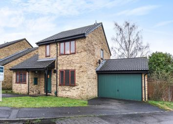 Thumbnail 4 bed detached house to rent in Hart Close, Abingdon