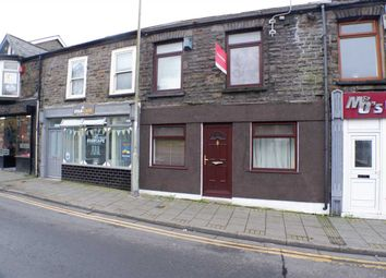 Thumbnail 3 bed terraced house for sale in Gelligaled Road, Ystrad, Pentre
