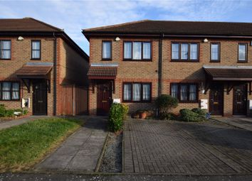 Thumbnail 2 bed end terrace house for sale in Lacey Drive, Dagenham