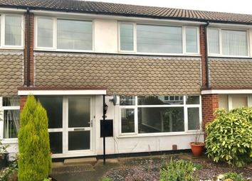 Thumbnail 3 bed town house to rent in Vernon Drive, Nuthall, Nottingham