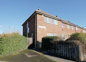 Thumbnail 3 bed semi-detached house for sale in Weardale Avenue, Blyth