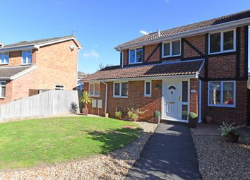 Thumbnail 3 bed detached house for sale in Moray Avenue, College Town, Sandhurst