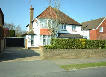 Thumbnail 4 bed detached house for sale in Collington Avenue, Bexhill-On-Sea