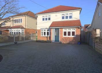 Thumbnail 4 bed detached house for sale in Second Avenue, Billericay, Essex