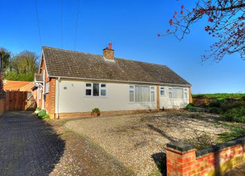 Thumbnail 5 bedroom detached bungalow for sale in Carter Road, Norwich