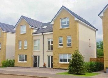 Thumbnail 4 bed town house for sale in Plot Fourteen Caitlin Gardens, Stewartfield, East Kilbride
