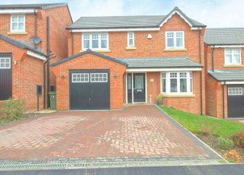 4 bed detached house for sale in Brookfield Close, Grassmoor, Chesterfield S42