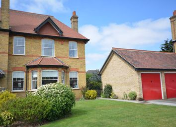 Thumbnail 3 bed terraced house for sale in The Mall, St Leonards Hamlet, Hornchurch, Essex