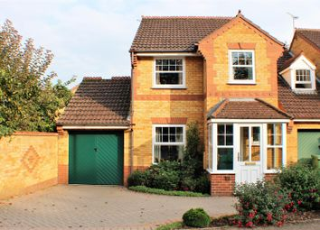 Thumbnail 3 bedroom detached house for sale in Foxfield Way, Oakham