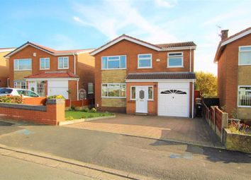 Thumbnail 4 bed detached house for sale in Brodick Drive, Breightmet, Bolton