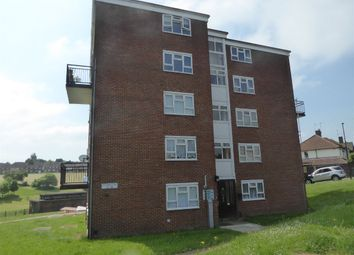 Thumbnail 3 bed flat to rent in King Henrys Drive, New Addington, Croydon