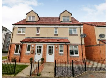 Thumbnail 4 bed town house for sale in Drysdale Avenue, Larbert