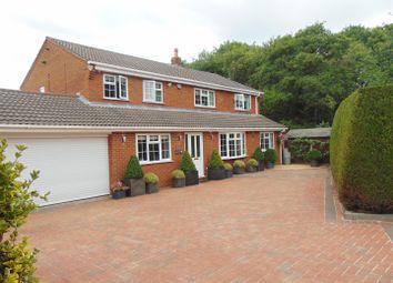 Thumbnail 4 bed detached house for sale in Bradgate Drive, Four Oaks, Sutton Coldfield